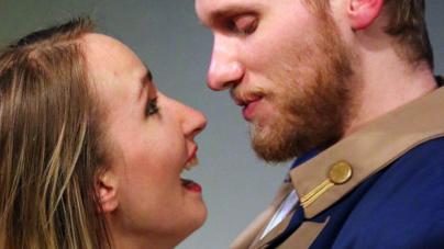 Acting in Texas:  Anastasia Munoz Time Travels in Sarah Ruhl's Orlando