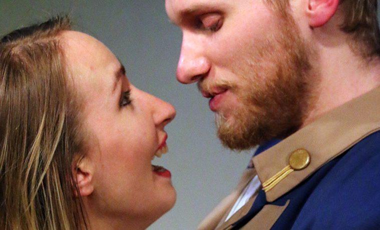 Acting in Texas: Anastasia Munoz Time Travels in Sarah