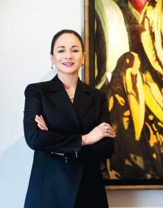Patricia Ruiz-Healy. Photo courtesy of Ruiz-Healy Art