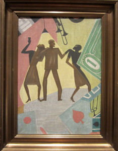 Aaron Douglas, The Prodigal Son, ca. 1927 Virginia Museum of Fine Arts. Photo: Devon Britt-Darby