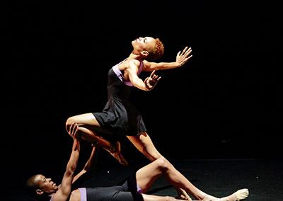 Dallas Black Dance Theatre.  Photo by Enrica Tseng.