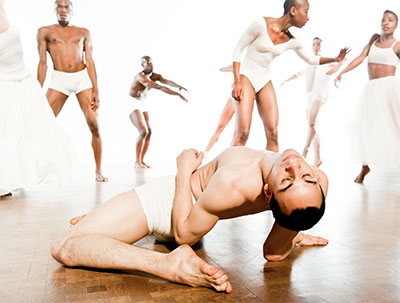 TITAS presents Spectrum Dance Company on Sept. 27, 2014. Photo by Nate Watters, courtesy of AT&T Performing Arts Center.