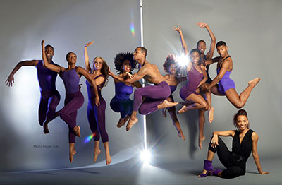 Dallas Black Dance Theatre Photo by Steven Ray.