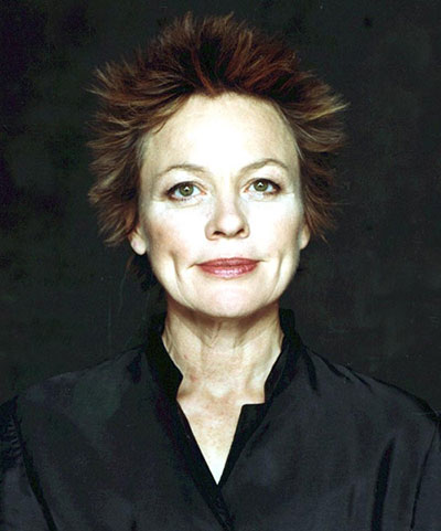 Laurie Anderson gives the Mitchell Center Lecture on Sept. 10. Photo courtesy of the artist.