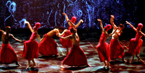 Top Ten September Dance Shows in Texas