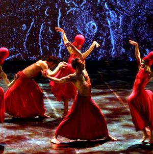 Top Ten September Dance Shows in Texas