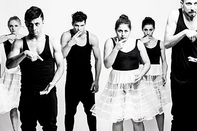 Dark Circles Contemporary Dance. Photo by Sergio Garcia.
