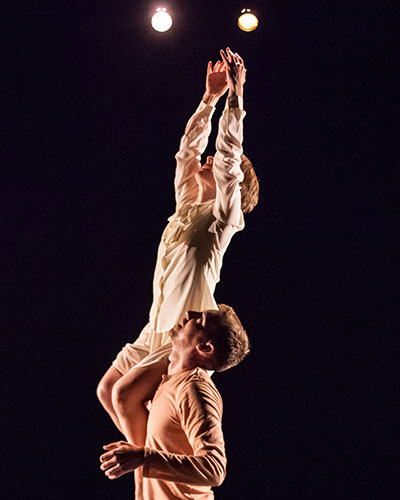 Dark Circles Contemporary Dance Photo by Sharen Bradford.