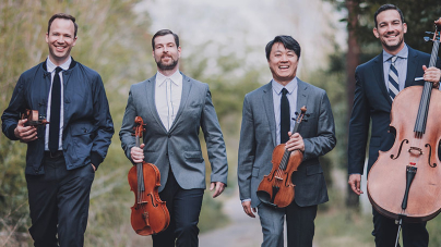 The Miró Quartet Opens the Chamber Music Houston Season