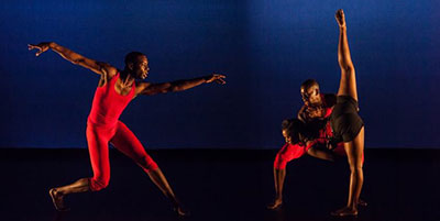 Urban Souls Dance Company in Blood On The Leaves Photo by  Amitava Sarkar.