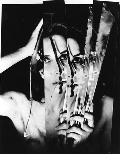 Carolee Schneemann Eye Body: 36 Transformative Actions, 1963