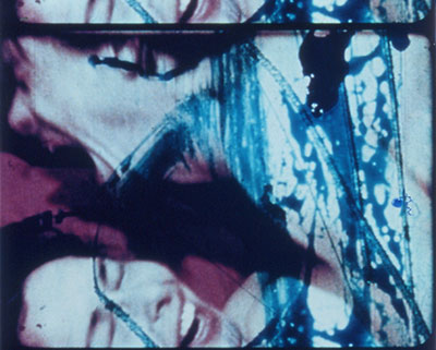 Carolee Schneemann, Still from Fuses, 1964-67  Image courtesy of the artist.