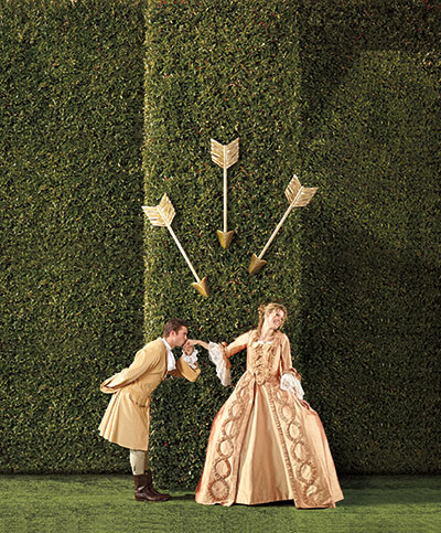 The Dallas Opera presents The Marriage of Figaro on Oct. 25 -Nov. 9. Photo by Karen Almond.