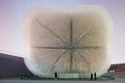 Heatherwick Studios, UK Pavilion, Shanghai World Expo 2010.