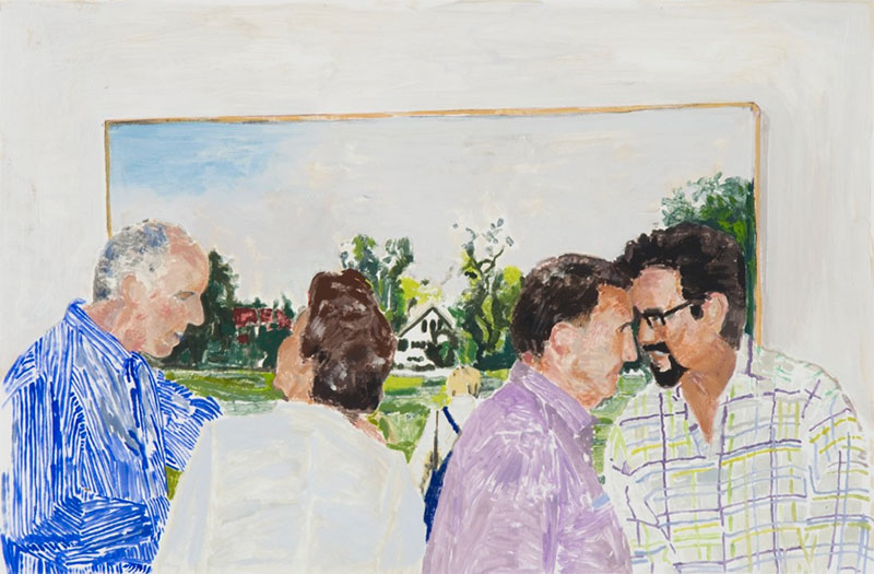 UPFRONT > Roger Winter at Kirk Hopper Fine Art