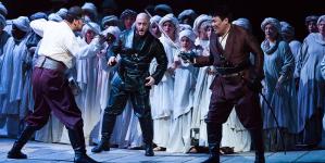 Shakespeare, Song & Swords