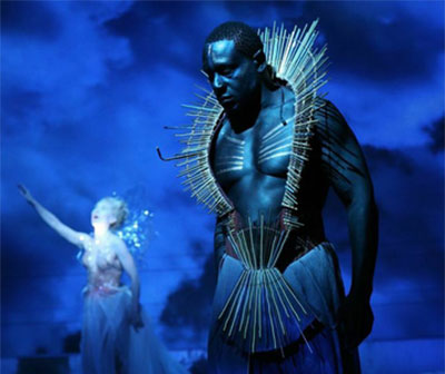 Julie Taymor's A Midsummer Night's Dream opened the 2014 Houston Cinema Arts Festival.