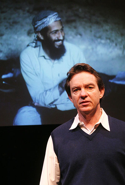 Lawrence Wright Photo by Bruce Glikas