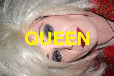 """Chuck Ramirez, Queen - 2/10. 2004, 2015. Pigment Ink Print, 17 x 11.25""""."""