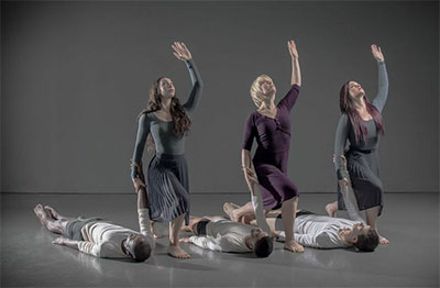 METdance in The Vessel Photo by Ben Doyle.