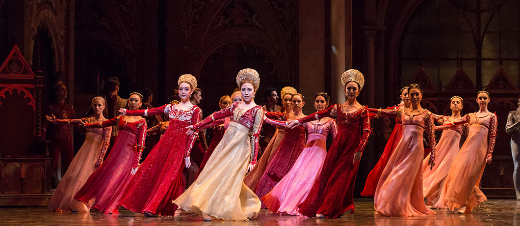 A Stunning Romeo and Juliet at Houston Ballet |