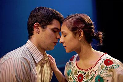 Marcus Piñon & Alejandra Flores.