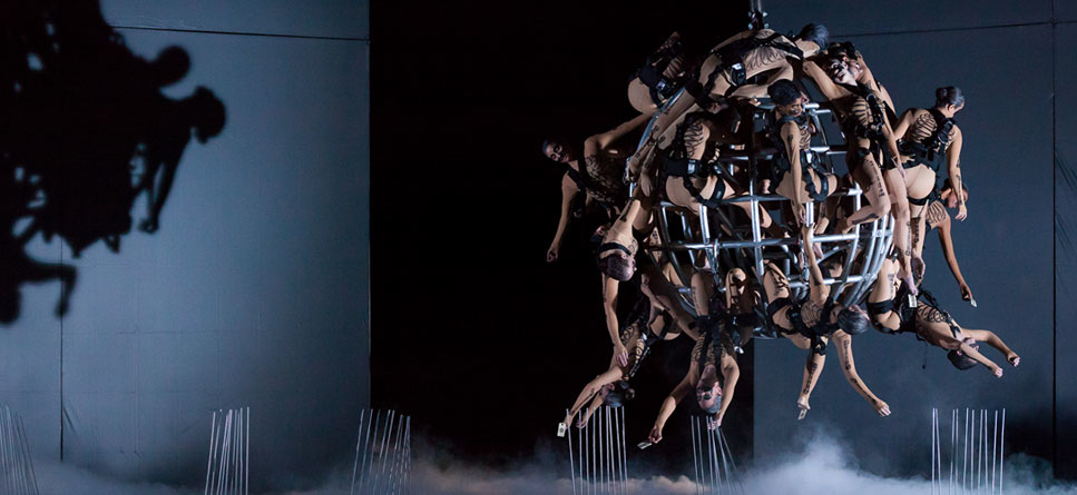 Love, Brutality, Sacrifice, and Regret: Houston Grand Opera's Vivid Die Walküre