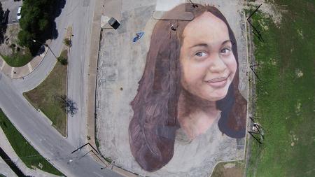 Nyssa- The Portrait to Represent Us All