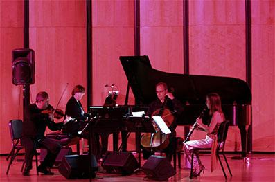 SOLI Chamber Ensemble  photo by Jason Murgo.
