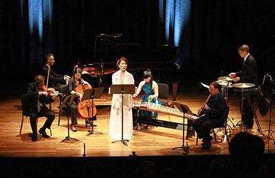 Yuri Maria Saenz with Aperio Photo by Annalisa Palmieri.