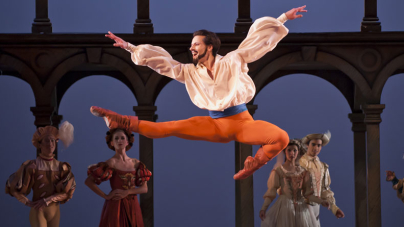 Farewell Sweet Prince: Houston Ballet's Simon Ball Retires