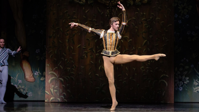 Moving Up: A Conversation with Houston Ballet's Jared Matthews