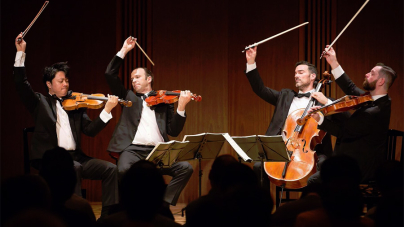 Classical Road Trip: Texas Ensembles Tour the Globe