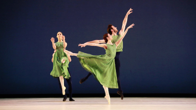 The Elements Come to Life in Houston Ballet's Morris, Welch & Kylián