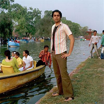 Sunil Gupta Bikram, from the series Mr. Malhotra's Party, 2007-2015 Courtesy of the artist and sepia EYE, New York.