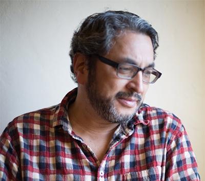 Octavio Solis.