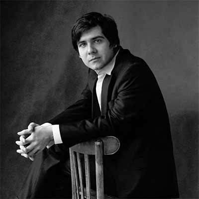 Vadym Kholodenko, the last Cliburn competition winner, appears with the Fort Worth Symphony on Oct. 23-25 at Bass Performance Hall. Photo courtesy of the Van Cliburn Competition.