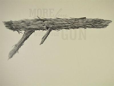 Fernando Andrarde, God Bless America, God Bless America Series, 2015. Courtesy the artist.