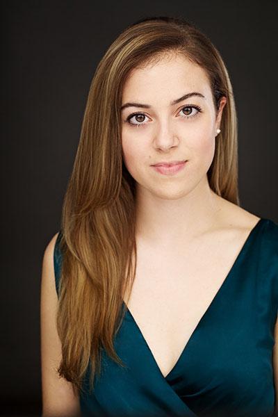 Soprano Lauren Snouffer will play the nymph Daphne in Handel's Apollo e Dafne. Photo by Claire McAdams.