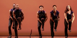 Step Afrika! Storms the Miller