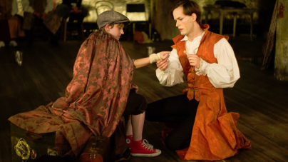 Undermain Theatre gets Meta in The Droll Or, a Stage Play about the END of Theatre