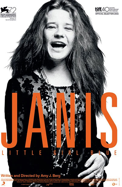 Janis: Little Girl Blue opens the Houston Cinema Arts Festival on Nov. 12 at MFAH.