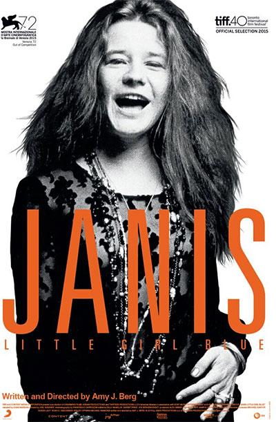 Janis: Little Girl Blue opens the Houston Cinema Arts Festival on Nov. 12 at MFAH.