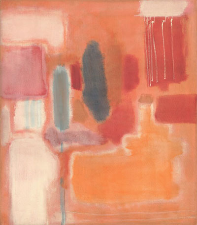 Mark Rothko, No. 9, 1948, oil and mixed media on canvas, National Gallery of Art, Washington, Gift of The Mark Rothko Foundation, Inc. © 1998 by Kate Rothko Prizel and Christopher Rothko.
