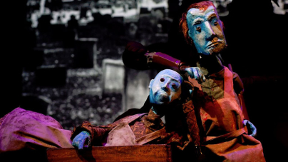 String & Shadows: Puppets Across the Lone Star State