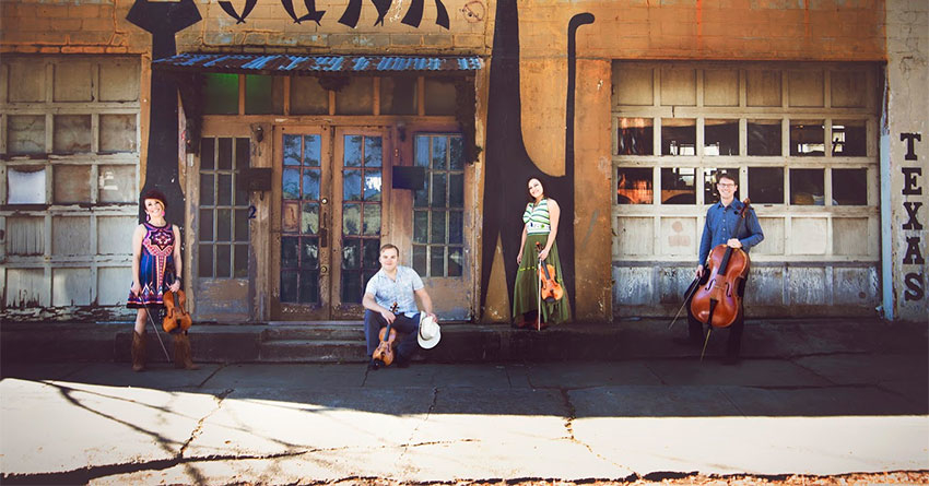 Apollo Chamber Players Explore Texas Roots