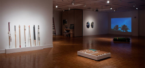 Lorem Ipsum at SMU 's Pollock Gallery