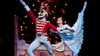 VIDEO:  Houston Ballet Bids Farewell To Ben Stevenson&#8217;s <em>The Nutcracker</em>