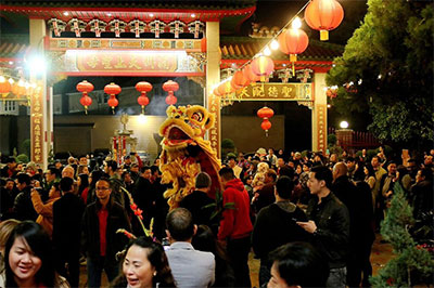 Winter Celebrations: Exploring Lunar New Year Photo by Pin Lim/Forest Photography.