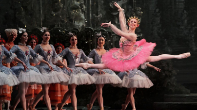 Becoming Aurora: Houston Ballet&#8217;s Sara Webb on <em>The Sleeping Beauty</em>